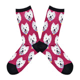 Women's Westies Socks