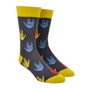 Men's Salutations Socks