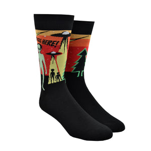 Men's They're Here! Socks