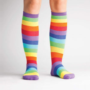 Unisex Super Juicy Stretch-It Knee High Socks