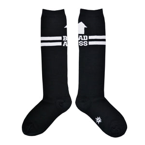 Women's Bad Ass Stretch-It Knee High Socks