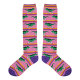 Women's Rawr-ler Rink Knee High Socks