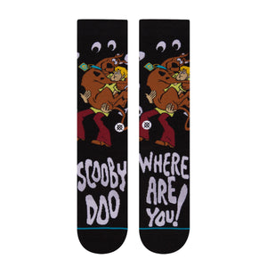 Men's Where Are You Scooby Doo Socks