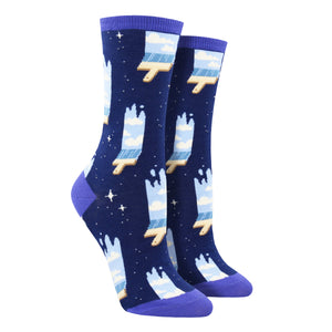 Women's Paint The Sky Socks
