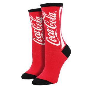 Women's Coca-Cola Socks