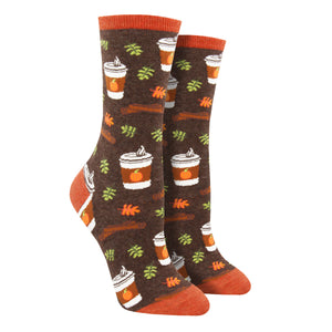 Women's Pumpkin Spice Up Your Life Socks