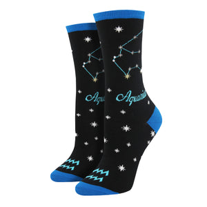 Women's Aquarius Socks