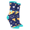 Women's Pizza Dreams Socks
