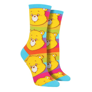 Women's Funshine Bear Socks