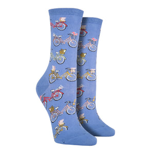 Women's Vintage Bikes Socks