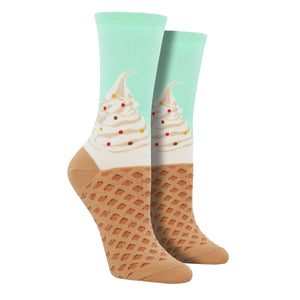 Women's Soft Serve Socks