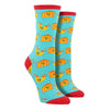 Women's Mac 'N Cheese Socks