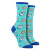 Women's Cookies 'N Milk Socks