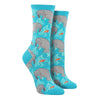 Women's Oh The Hu-Manatee Socks