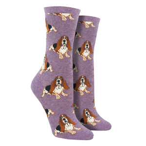 Women's Hound Dog Socks