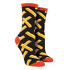 Women's Crinkle Cut Socks