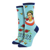 Women's Viva La Frida Socks