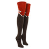 Women's Fox Over The Knee Socks
