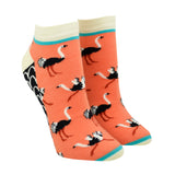 Women's Ostriches Ankle Socks