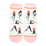 Women's Yoga Ankle Socks