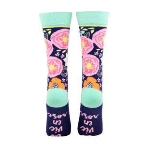 Women's La Vie en Rose Socks