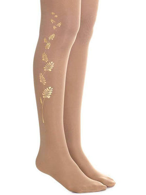 Women's Leafy Tights