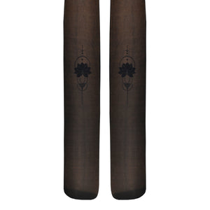 Women's Lotus Backseam Tights
