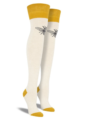 Women's Bee's Knees Over the Knee Socks