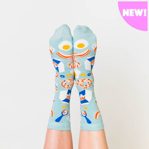 Women's BreakFeast Socks