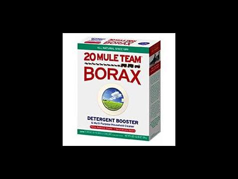 Why Borax?  Is it safe?