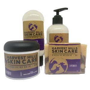 LAVENDER DEEP HYDRATING MOISTURIZING CREAM