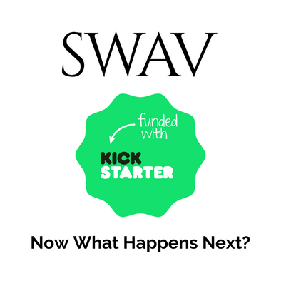 Successfully Funded on Kickstarter.. Now What?