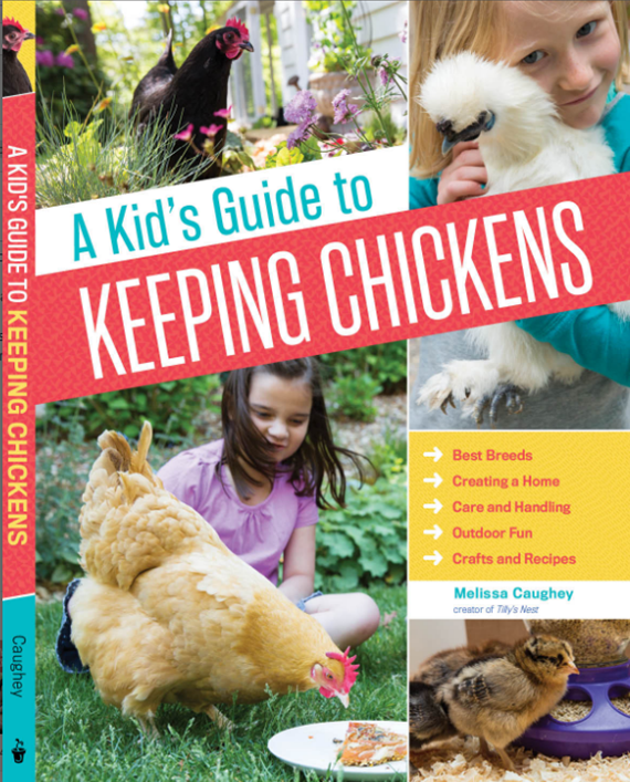 "Perfect Addition for Your ""Chicken-Keeping Library"""