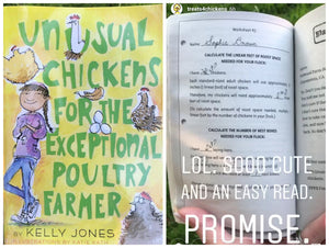 A fun read: Unusual Chickens for the Exceptional Poultry Farmer
