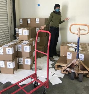 Getting Orders Ready