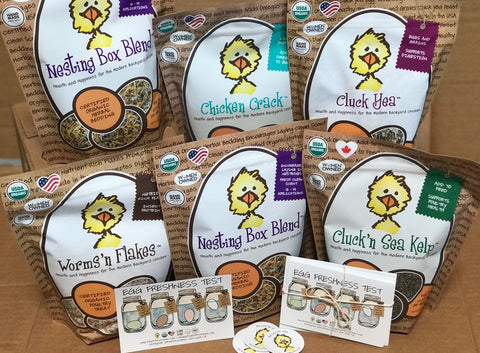 Affiliate Treats for Chickens