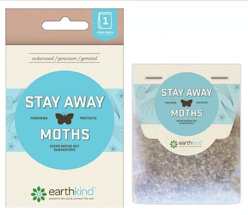 Stay Away Moths Natural Pest Prevention