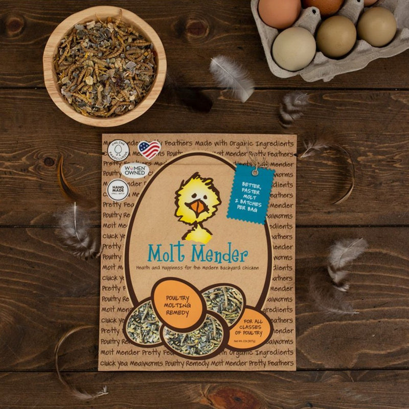 Molt Mender Poultry Molting Remedy