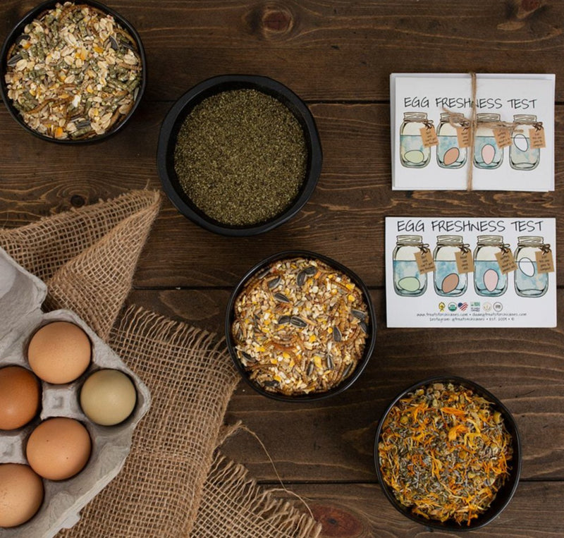 Healthy Hen Wellness Bundle - The Pullet