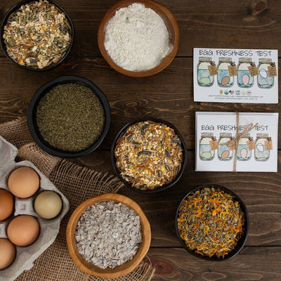 Healthy Hen Wellness Bundle - THE FLOCK