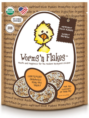 Worms'n Flakes