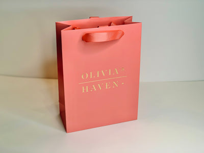 Olivia's Haven Gift Bag TALL