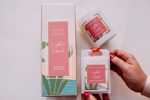 Eighter Island Scent Set
