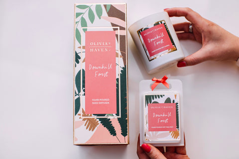 Downhill Forest Scent Set