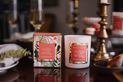 Christmas at the Old Rectory - Soy Candle