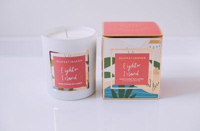 Eighter Island - Soy Candle