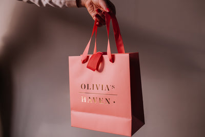 Olivia's Haven Gift Bag SMALL