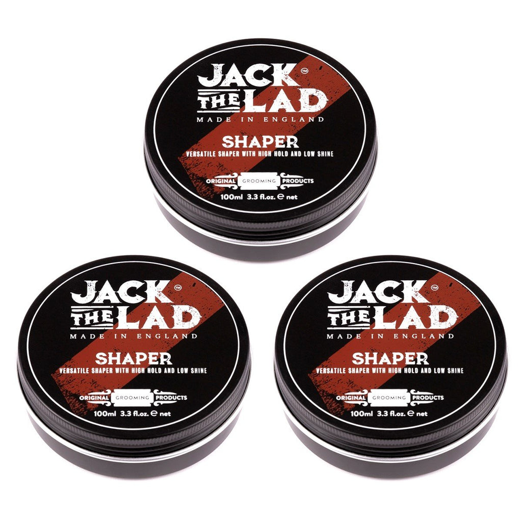 Jack the Lad Shaper hair styling product