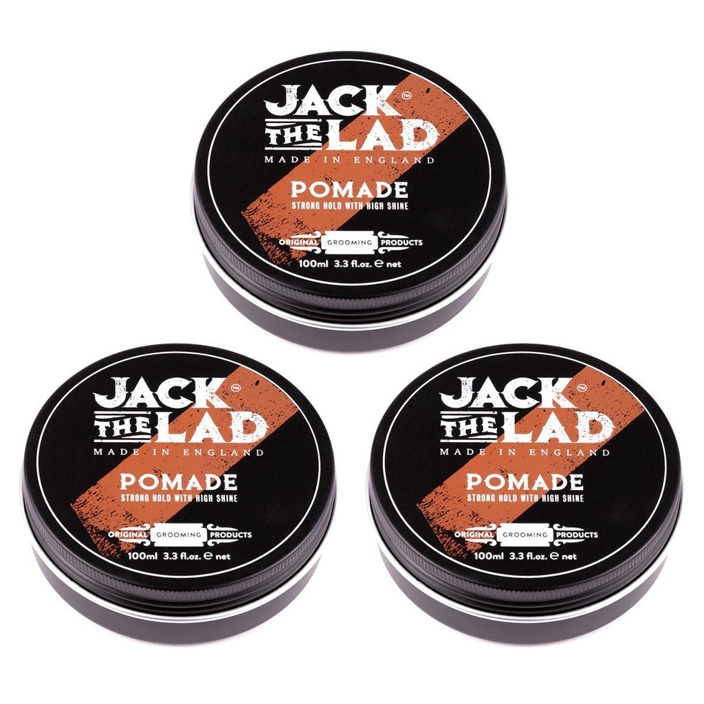 Jack the Lad Pomade hair styling product