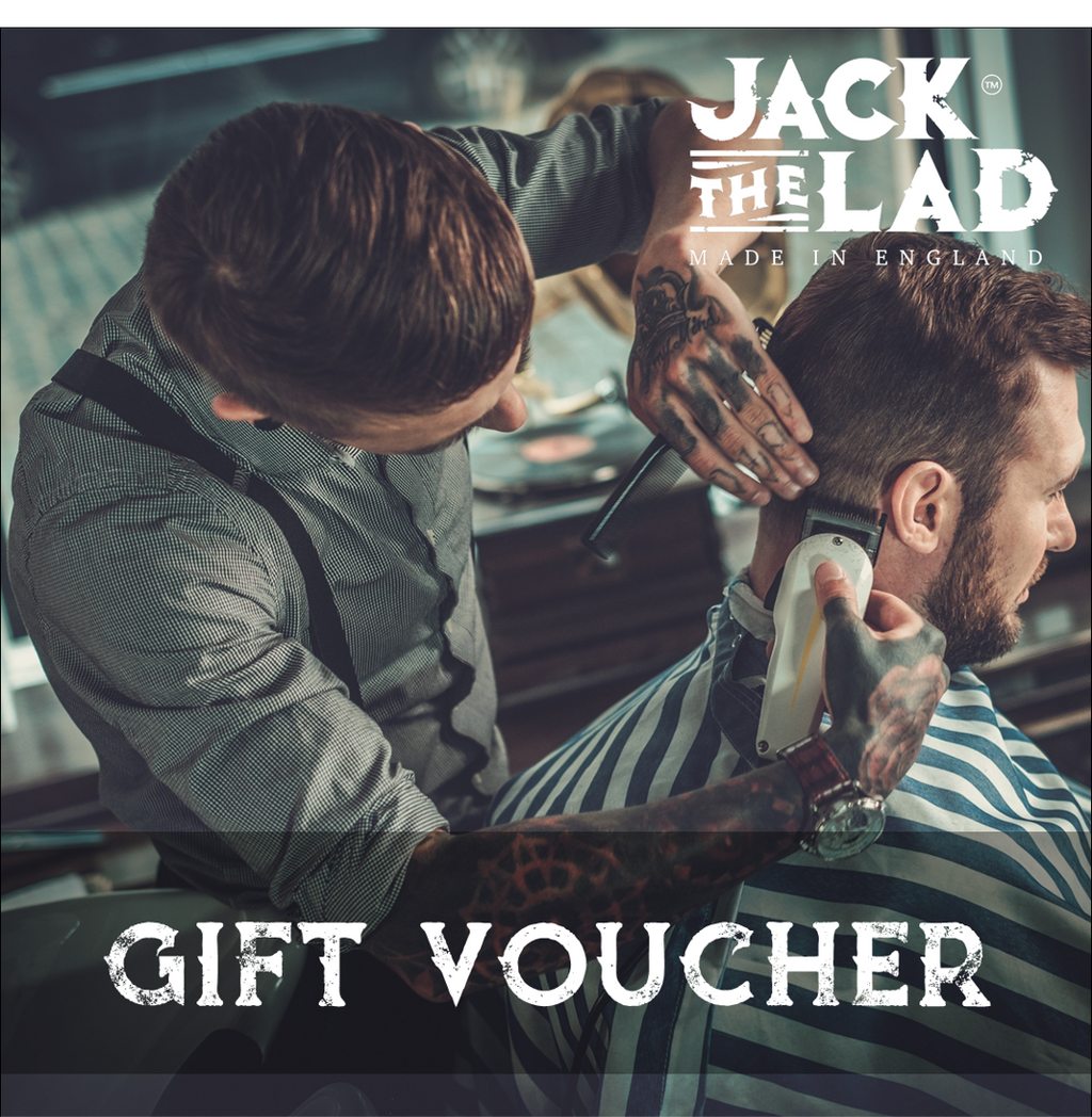 Jack The Lad Gift Vouchers